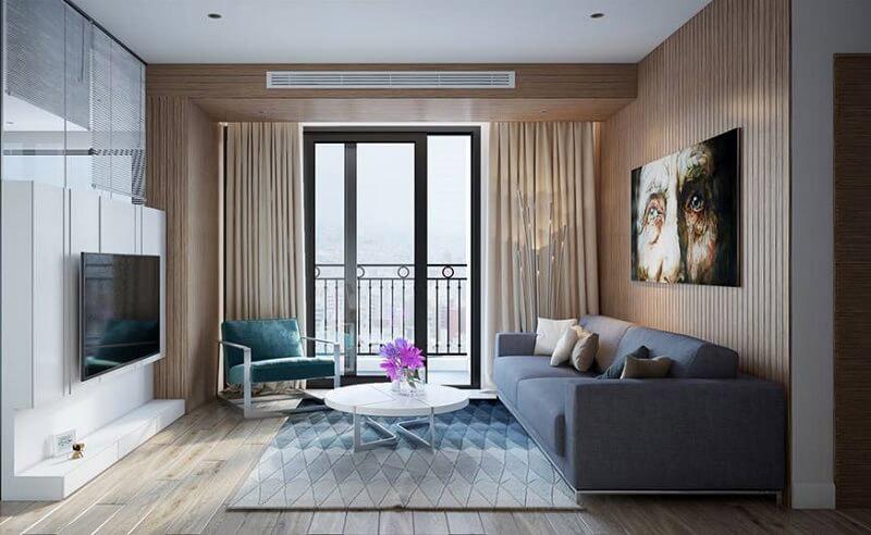 Dự án thiết kế nội thất căn hộ chung cư Sunshine Avenue