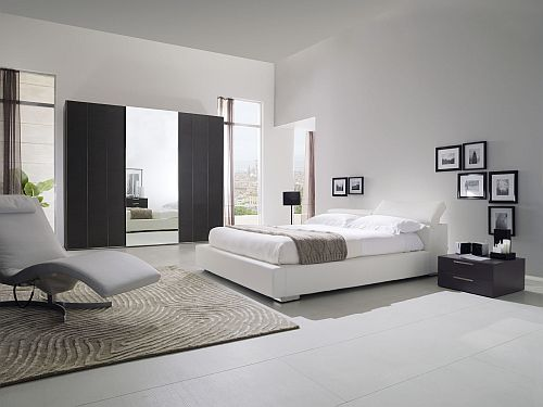 Mẫu nội thất phòng ngủ chung cưSunshine Avenue