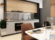 Tư vấn gói thiết kế nội thất chung cư giá 200 triệu từ KTS Hoàng Hải