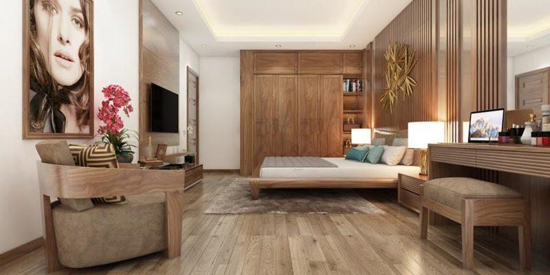 top 5 xưởng cung cấp nội thất gỗ óc chó