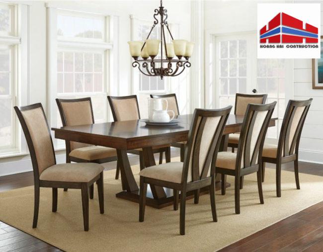 Bàn ghế gỗ chất lượng