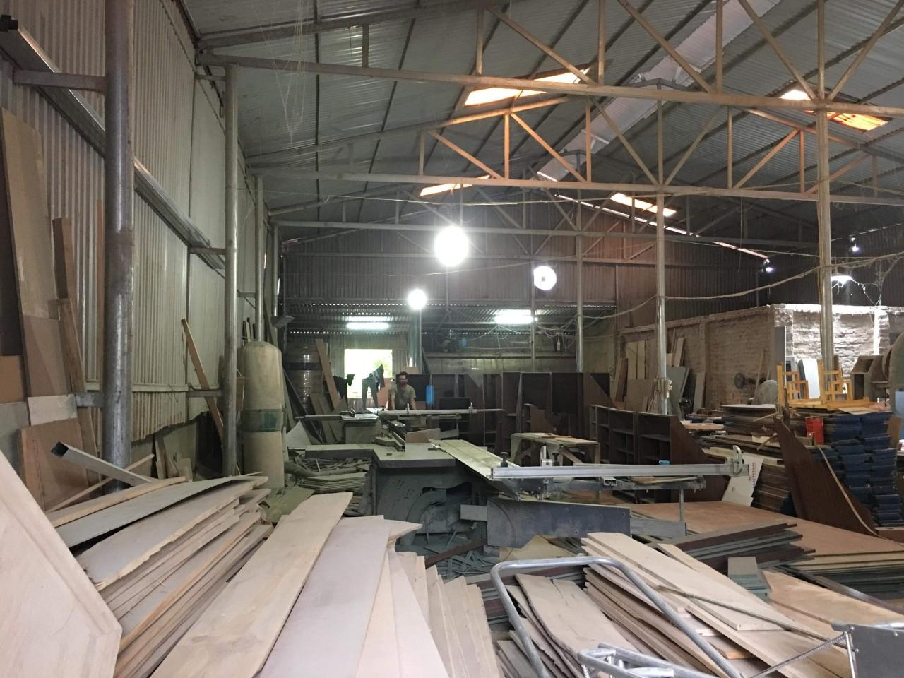 xưởng gỗ nội thất hoàng hải